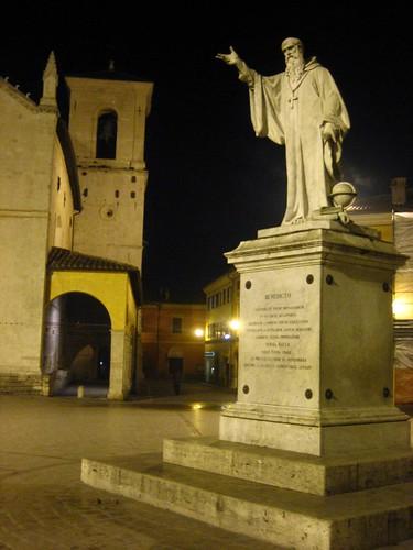 Main Piazza, Norcia