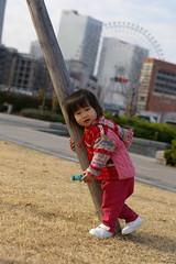 portrait (detch*) Tags: 50mm pentax hana yokohama   k100d