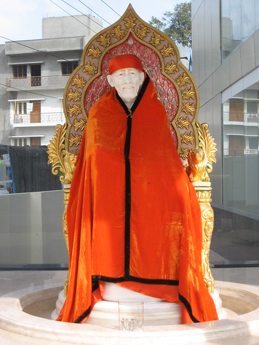 Shirdi Sai Baba on 100' Road, IndiraNagar