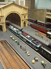 Au muse rambolitain du train : dcor (Grard et Jacqueline Alary) Tags: rambouillet