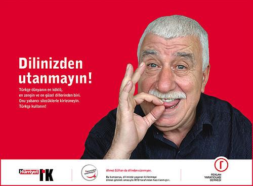 Türkçe'mize Sahip Çıkalım İmzaları