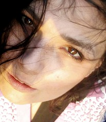 Holiday (mhatilda) Tags: portrait people woman selfportrait love face canon photo december autoportrait emotion 206 misterk thenewrefrigeratorworkssowell itsashamethatmrkhavetowork ciraisfineohhhhmylittlelovelydog