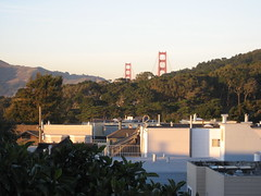 View from SF Apartment