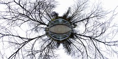 (gadl) Tags: sky panorama white france geotagged canal 21 tripod gimp projection planet polar reims 360 stereographic hugin passerelle plante whitesky enblend geo:tool=gmif 51100 mathmap vesle stereographicprojection geo:lat=49242651 geo:lon=4033828