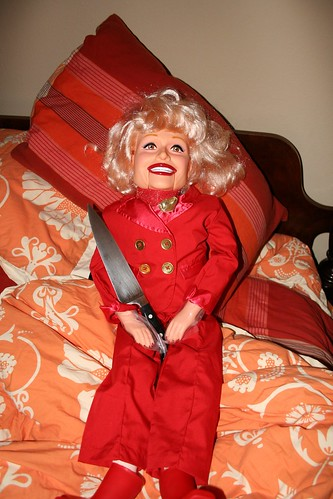 Carol Channing Waiting to Kill Me.