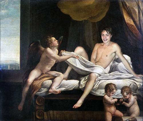 Correggio: Danae, a revision (by centaurpics)