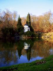 Kassel, Wilhelmshoehe (jlborelli) Tags: park castle germany deutschland alemania schloss castillo kassel hesse wilhemshoehe