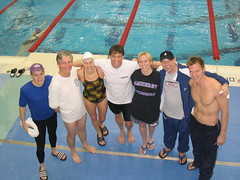 Amherst Swimming