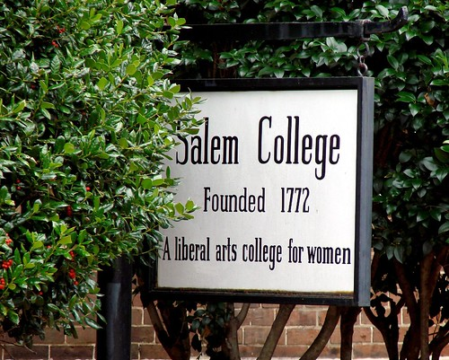 Salem College This is a VERY old