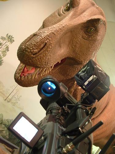 Camera-saurus