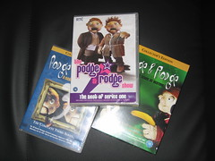 Podge & Rodge DVDs (Z303) Tags: ireland tv zigzag rte podgerodge