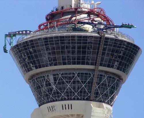 stratosphere las vegas rides. Stratosphere - Las Vegas, NV