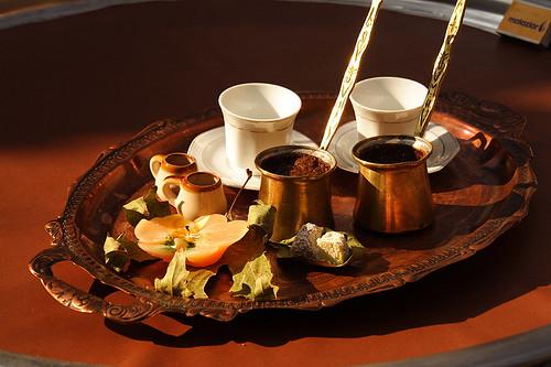道地土耳其咖啡