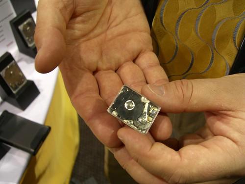 Disco Duro 8 GB Toshiba