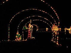 P1051226 (Elwyn / Elwynsattic) Tags: christmas md holidays january maryland columbia solstice yule holidaylights 2007 symphonyoflights meriwetherpostpavilion