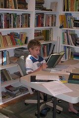 Some Children Thrive on Reading Lots of Books