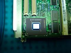 Beautiful chip (joewhk) Tags: apple powerbook macintosh mac mod applemac macmod studiodisplay applemacintosh applestudiodisplay powerbookg3 powerbookg3wallstreet