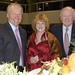 Queensland Premier Peter Beattie, State Librarian Lea Giles-Peters and slq Library Board Chair Roy Webb