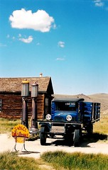 Old Blue (notlob86) Tags: truck bodie