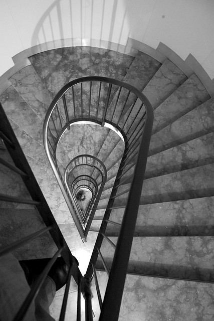 Spiral Staircase - Milano