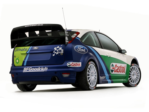 Ford Focus RS World Rally Car 06