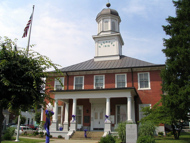 Washington County Courthouse (Ky)