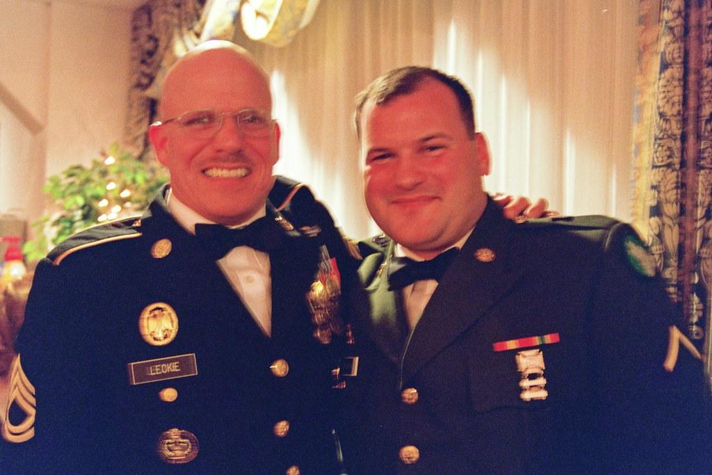 jonathan and sergeant lecke