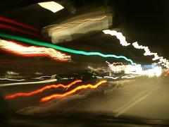 drunken (miss delight) Tags: street light motion night nacht strae bunt langebelichtung britti74