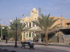 Ecole Ahmed Chatta (Laala.B) Tags: sahara algerie laghouat