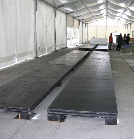 How big the tent2
