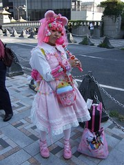 Full (vyxle) Tags: pink red fruits japan tokyo cosplay lolita harajuku gothiclolita yamamba yamanba gololi