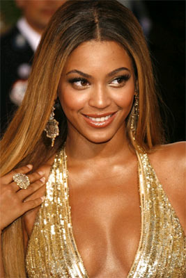 Golden Globe 2007: Beyonce Knowles