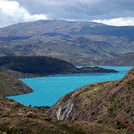Pehoe Lake - Torres Del Paine National Park - Patagonia - Chile