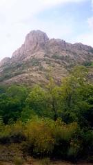 Aiguille SE du Capu a u Monte au-dessus de Campi Solcu
