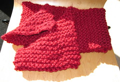 Meryl's scarf