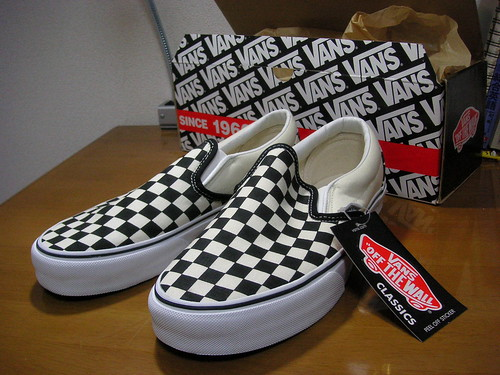 d5bf5738ae9e01 I like the checkerd design of Vans shoes thats why i bought it.It is also  comfortable to my feet and it is also fashionable.My first pair is white  and the ...