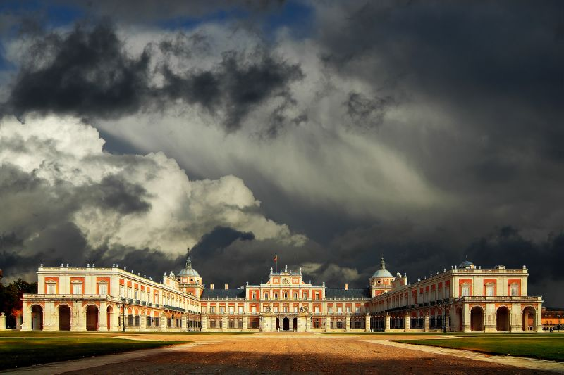 Photo de Madrid n°5. Palais Royal d'Aranjuez à Madrid