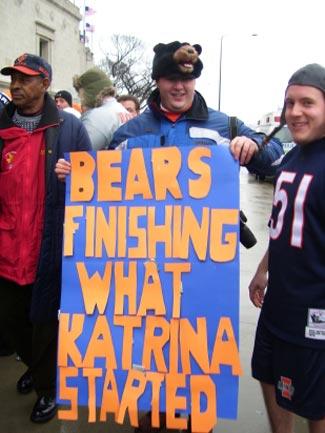 Tacky Bears Fan