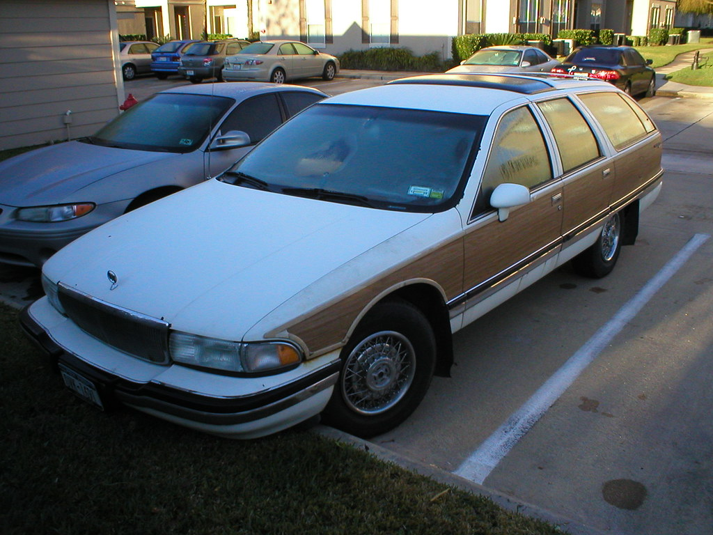 Roadmaster - King of the Wagons