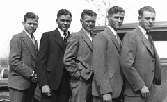 The Catlett Brothers of Bartley Nebraska (paws22) Tags: nebraska brothers grandfather bartley catlett greatuncles