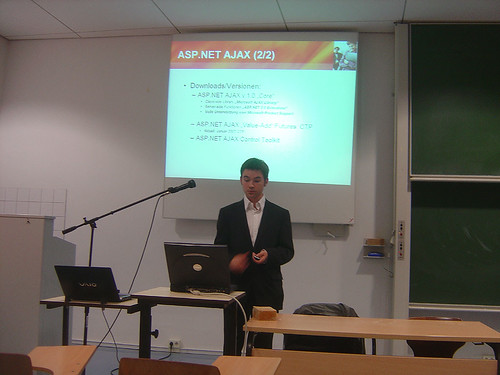 Vortrag - .NET - Nico Orschel