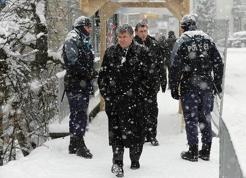 Josef Ackermann - World Economic Forum Annual Meeting Davos 2007