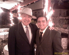 Senator Hinojosa and Alex