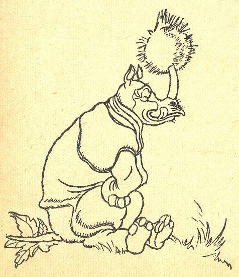 Walt Disney, A Arca de Noé, 1959 - 4