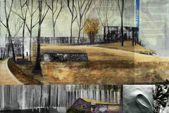 Page Two McCown Sufi (SIO) NY (ken mccown) Tags: forest photoshop painting design sufi landscapearchitecture sacredspace