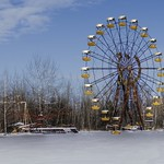 The Dead Ferris Wheel of Chernobyl