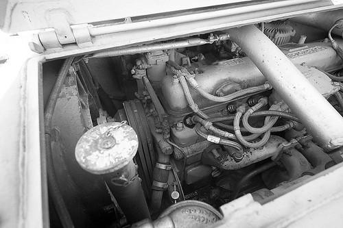 Ferret engine Rolls Royce B60