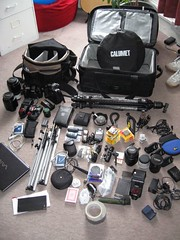 Gear (Photosmudger) Tags: canon dvd cd laptop sony flash gear equipment cameras bags tripods vaio batteries charger quantum stands carbonfiber cases manfrotto lenses reflectors lexar bowens 70200mmf4 100mmf28 eos5d 2470mmf28 canoneos1dmarkii 1740mmf4