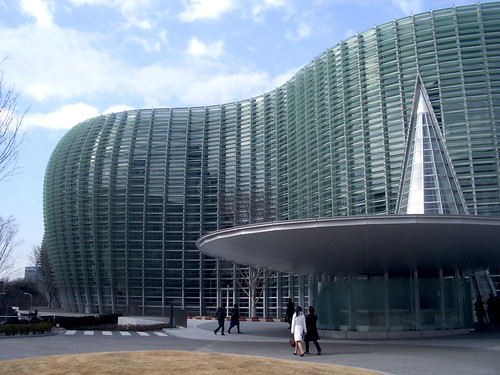 """The National Art Center, Tokyo"" #01"