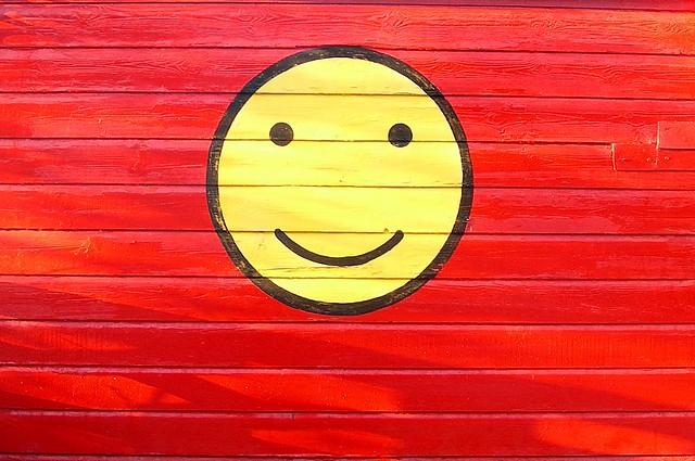 Aberdeen, Fittie - smile